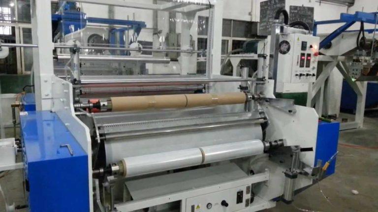 Quy trình sản xuất màng PE tại SKD Việt Nam